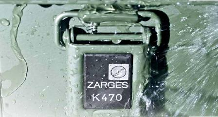 Aluminium kist K470
