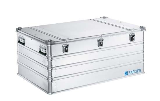 Kist aluminium